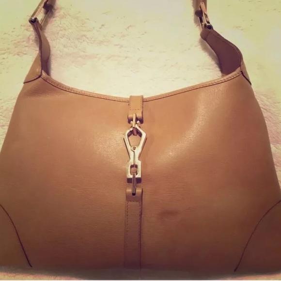 26f6837ddb5b Gucci Bags | Jackie O Leather Bamboo Hobo Bag | Poshmark